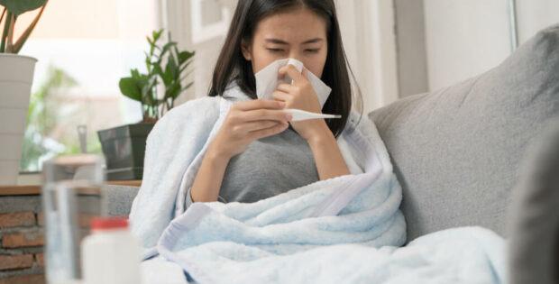 5 Gejala Imun Tubuh Menurun Dan Ini Solusinya